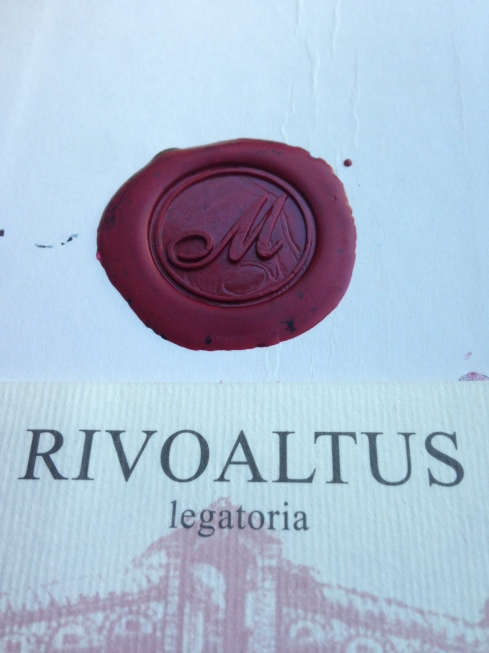 Personal Wax Seal