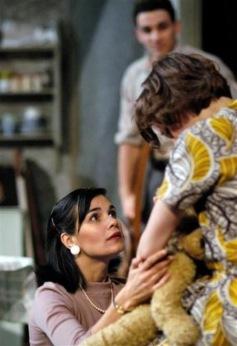 Look Back in Anger 2007 Rina Mahoney, Sarah Manton, Davood Ghadami directed by Marcus Romer