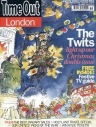 Time Out Cover -The Twits - Directed by Marcus Romer - Artsdepot London 2006