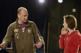 Directing Look Back in Anger - Marcus Romer and Sarah Manton. Harrogate Theatre and Oldham Coliseum 2007