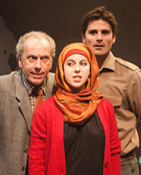 The Fever Chart - by Naomi Wallace Trafalgar Studios 2011- directed by Marcus Romer and Katie Posner