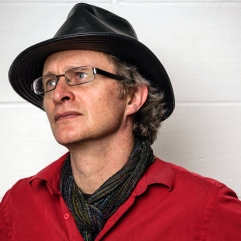 Simon Munnery - Actor, Performer and co-author Locus Solus